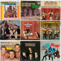 Music Memorabilia:Recordings, The Kingston Trio/The Brothers Four - Group of Folk Albums (circa1960s). ... (Total: 9 Items)