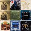 Music Memorabilia:Recordings, The Box Tops/The Association - Group of Rock Albums (late1960s/early 1970s). ...