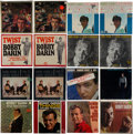 Music Memorabilia:Recordings, Bobby Darin - Group of 16 Albums (circa 1960s). ...