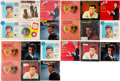Music Memorabilia:Recordings, Bobby Rydell - Group of 21 Albums (circa 1960s). ...