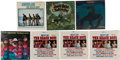 Music Memorabilia:Recordings, Beach Boys - Group of 7 Albums (circa 1960s). ... (Total: 7 Items)