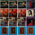 Music Memorabilia:Recordings, Bobbie Gentry - Group of 16 Albums (Capitol, circa 1960s). ... (Total: 16 Items)