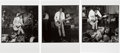 Music Memorabilia:Photos, Chuck Berry Star Club Black and White Photos and Negatives With Copyright/Exploitation Rights Assignment (Germany, Circa 1963)...
