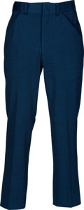 Music Memorabilia:Memorabilia, Elvis Presley Pair of Blue Pants....