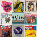 Music Memorabilia:Recordings, Iron Butterfly/Blue Cheer - Group of Nine Psychedelic Rock Albums(circa 1960s). ... (Total: 9 Items)