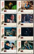 """Movie Posters:Western, True Grit (Paramount, 1969). Very Fine-. Lobby Card Set of 8 (11"""" X14""""). Western.. ... (Total: 8 Items)"""