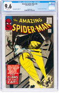 Silver Age (1956-1969):Superhero, The Amazing Spider-Man #30 (Marvel, 1965) CGC NM+ 9.6 White pages....