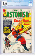 Silver Age (1956-1969):Superhero, Tales to Astonish #52 (Marvel, 1964) CGC NM+ 9.6 White pages....