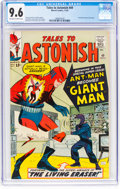 Silver Age (1956-1969):Superhero, Tales to Astonish #49 (Marvel, 1963) CGC NM+ 9.6 Off-white to whitepages....