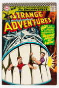 Silver Age (1956-1969):Science Fiction, Strange Adventures #187 (DC, 1966) Condition: VG/FN....