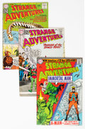 Silver Age (1956-1969):Science Fiction, Strange Adventures Group of 37 (DC, 1962-67) Condition: AverageFN.... (Total: 37 Comic Books)