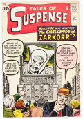 Silver Age (1956-1969):Mystery, Tales of Suspense #35 (Marvel, 1962) Condition: FN-....