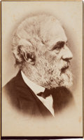 Photography:Studio Portraits, Robert E. Lee: Imperial Card by Miley After the Gardner Original....