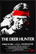 "Movie Posters:Academy Award Winners, The Deer Hunter (EMI, 1978). Rolled, Very Fine+. British DoubleCrown (20"" X 30""). Academy Award Winners.. ..."