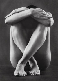 Ruth Bernhard (American, 1905-2006) Within, 1969 Gelatin silver, printed later 13-3/8 x 9-3/4 inc