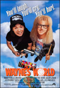 """Movie Posters:Comedy, Wayne's World & Other Lot (Paramount, 1992). Rolled, Very Fine+. One Sheets (3) (27"""" X 40"""") DS. Comedy.. ... (Total: 3 Items)"""