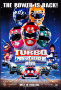 "Movie Posters:Action, Turbo: A Power Rangers Movie & Other Lot (20th Century Fox,1997). Rolled, Very Fine-. One Sheets (3) (27"" X 40"") DS, Style ...(Total: 3 Items)"