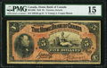 Canadian Currency, Toronto, ON- Home Bank of Canada $5 1.3.1920 Ch.# 365-10-08 PMGChoice Fine 15.. ...