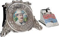 Antique Advertising: Store Counter Cigar Cutters