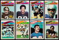 Football Cards:Sets, 1977 Topps Football Complete Sets (528). ...
