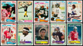 Football Cards:Sets, 1982 and 1983 Topps Football Complete Sets (2)....