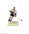 Hockey Collectibles:Others, Gartlan USA Bobby Hull Signed Statue....