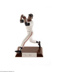 Baseball Collectibles:Others, Salvino, Inc. Willie Mays Dealer Special Fielding Signed Statue....