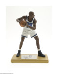 Basketball Collectibles:Others, Gartlan USA Shaquille O'Neal Signed Statue....