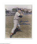 Autographs:Photos, 1950's Boston Red Sox Signed Photograph Lot of 26....