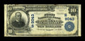 National Bank Notes:Virginia, Monterey, VA - $10 1902 Plain Back Fr. 626 The First NB Ch. #(S)9043. ...