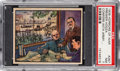Non-Sport Cards:Singles (Pre-1950), 1938 R69 Horrors of War - Premier Hodza Confers With Army Heads Over War #287 PSA NM 7 - Pop Two, One Higher. ...