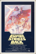"""Movie Posters:Science Fiction, The Empire Strikes Back (20th Century Fox, R-1981). Rolled, Very Fine-. One Sheet (27"""" X 41"""") Tom Jung Artwork. Science Fict..."""
