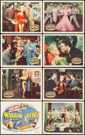 Movie Posters:Musical, Wabash Avenue (20th Century Fox, 1950). Overall: Very Fine...