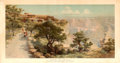 Movie Posters:Miscellaneous, Grand Canyon: Hotel El Tovar (American Lithographic Co., 1...
