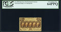 Fractional Currency:First Issue, Fr. 1280 25¢ First Issue PCGS Very Choice New 64PPQ.. ...