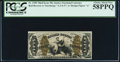 Fractional Currency:Third Issue, Fr. 1350 50¢ Third Issue Justice PCGS Choice About New 58PPQ.. ...