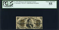 Fractional Currency:Third Issue, Fr. 1299 25¢ Third Issue PCGS Choice About New 55.. ...