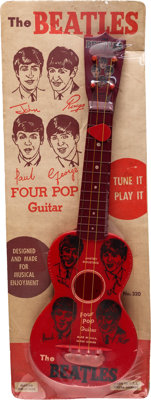 Beatles Mastro Four Pop Guitar (1964)
