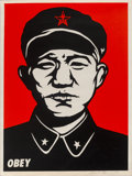 Prints & Multiples:Print, Shepard Fairey (American, b. 1970). Chinese Soldier White, 1997. Screenprint in colors on wove paper. 24 x 18 inches (61...