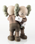 Collectible:Contemporary, KAWS (American, b. 1974). Together (Brown), 2018. Painted cast vinyl. 10 x 8 x 5 inches (25.4 x 20.3 x 12.7 cm). Open Ed...