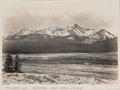 Photographs:Gelatin Silver, Harry L. Standley (American, 1881-1951). The Major Peaks of Colorado (51 works), circa 1945. Hardcover album with ge...