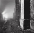 Photographs:Gelatin Silver, Michael Kenna (British/American, b. 1953). Angelus, Vézelay, Burgundy, France, 1993. Sepia toned gelatin silver, 1994. 7...