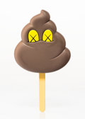 Collectible:Contemporary, KAWS (American, b. 1974). Warm Regards Bar (Brown), 2008. Painted cast vinyl. 6-1/2 x 3-1/2 x 1 inches (16.5 x 8.9 x 2.5...