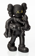 Collectible:Contemporary, KAWS (American, b. 1974). Clean Slate (Black), 2018. Painted cast vinyl. 14 x 8 x 8 inches (35.6 x 20.3 x 20.3 cm). Open...
