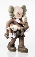 Collectible:Contemporary, KAWS (American, b. 1974). Clean Slate (Brown), 2018. Painted cast vinyl. 14 x 8 x 8 inches (35.6 x 20.3 x 20.3 cm). Open...