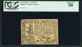 Colonial Notes:Virginia, Virginia October 7, 1776 $10 PCGS About New 50.. ...