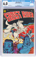 Golden Age (1938-1955):Western, Ghost Rider #1 (Magazine Enterprises, 1950) CGC FN 6.0 White pages....