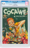 Modern Age (1980-Present):Alternative/Underground, Cocaine Comix #4 (Last Gasp, 1982) CGC NM+ 9.6 White pages....