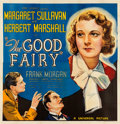 """Movie Posters:Comedy, The Good Fairy (Universal, 1935). Very Fine- on Linen. Six Sheet(79"""" X 81"""").. ..."""