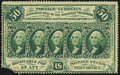 Fractional Currency:First Issue, Fr. 1310 50¢ First Issue About New.. ...